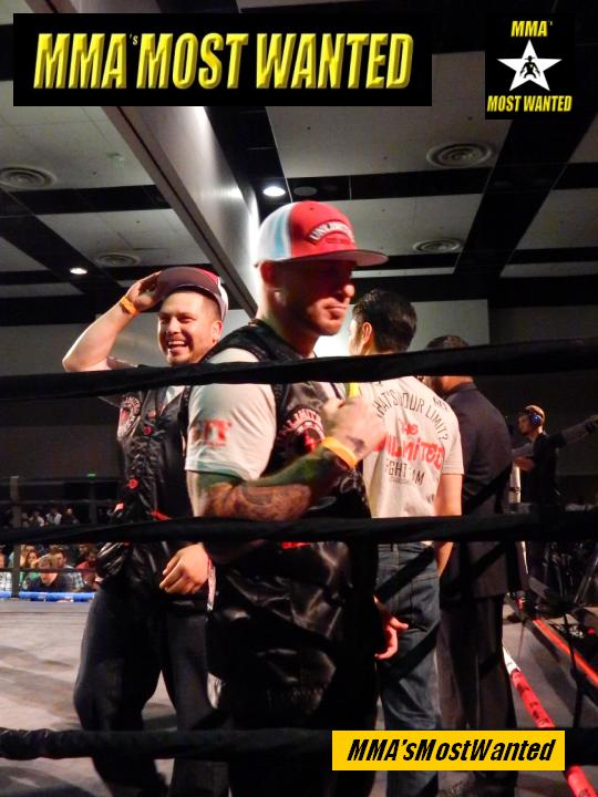 MMA's Most Wanted - Events - Fight Pictures - Arise Fighting
