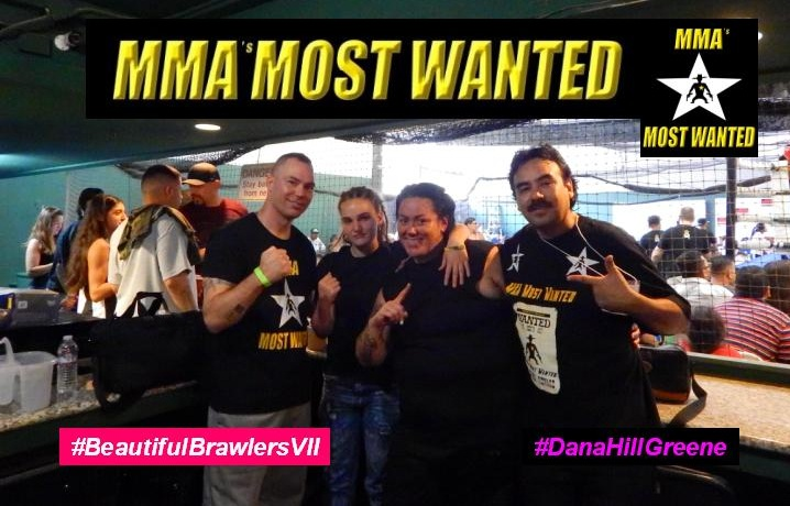 MMA's Most Wanted - News - Nate James MMA - Heart and Soul